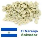 Caf� vert Finca El Naranjo - Salvador - 100% Bourbon Rouge Lav� - 1 kg