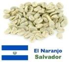 Café vert Finca El Naranjo - Salvador - 100% Bourbon Rouge Lavé - 1 kg