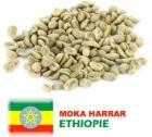 Café vert Moka Harrar - Ethiopie - Terroir Mesela - 100% Moka LongBerry - 1kg