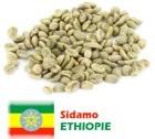 Café vert Moka Sidamo - Ethiopie, Terroir Sidamo -1 kg