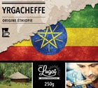 Café moulu pour cafetière filtre : Ethiopie - Moka Yrgacheffe - 250g - Cafés Lugat