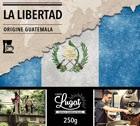 Café moulu pour cafetière filtre : Guatemala - Huehuetenango - La Libertad - 250g - Cafés Lugat