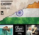 Café moulu pour cafetière filtre : Inde - Cherry - 250g - Cafés Lugat