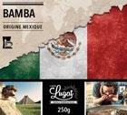 Café moulu pour cafetière filtre : Mexique - Bamba - 250g - Cafés Lugat