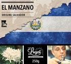 Café moulu pour cafetière filtre : Salvador - El Manzano - 250g - Cafés Lugat