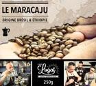 Caf� moulu pour cafeti�re italienne : Le Maracaju (anciennement Santa Claus) - M�lange gourmand - 250g - Caf�s Lugat