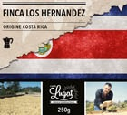 Caf� moulu pour cafeti�re italienne : Costa Rica - Finca Los Hernandez - 250g - Caf�s Lugat