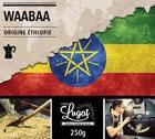Caf� moulu Bio pour cafeti�re italienne : Ethiopie - Moka Waabaa - 250g - Caf�s Lugat