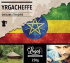 Café moulu pour cafetière italienne : Ethiopie - Moka Yrgacheffe - 250g - Cafés Lugat