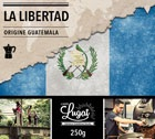 Café moulu pour cafetière italienne : Guatemala - Huehuetenango - La Libertad - 250g - Cafés Lugat