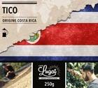 Café moulu pour cafetière à piston : Costa Rica - Tico - 250g - Cafés Lugat