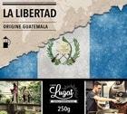 Caf� moulu pour cafeti�re � piston : Guatemala - Huehuetenango - La Libertad - 250g - Caf�s Lugat