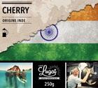 Café moulu pour cafetière à piston : Inde - Cherry - 250g - Cafés Lugat