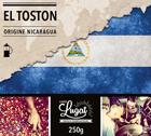 Café moulu pour cafetière piston : Nicaragua - El Toston - 250g - Cafés Lugat