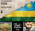 Café moulu pour cafetière à piston : Rwanda - Titus - 250g - Lionel Lugat