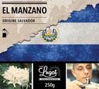 Café moulu pour cafetière à piston : Salvador - El Manzano - 250g - Cafés Lugat