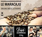 Caf� moulu pour cafeti�re Hario/Chemex : Le Maracaju (anciennement Santa Claus) - M�lange Gourmand - 250g - Caf�s Lugat