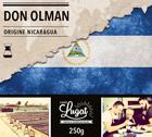 Café en moulu pour cafetière Hario/Chemex : Nicaragua - Don Olman - 250g - Cafés Lugat