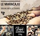 Café en grains : Le Maracaju (anciennement Santa Claus) - Mélange Gourmand - 250g - Cafés Lugat