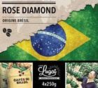 Café en grains : Brésil - Rose Diamond - 1Kg - Cafés Lugat