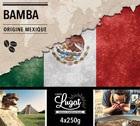 Café en grains : Mexique - Bamba - 1Kg - Cafés Lugat