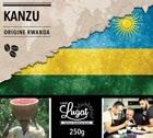 Café en grains : Rwanda - Kanzu - 250g - Cafés Lugat