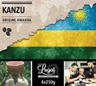 Caf� en grains : Rwanda - Kanzu - 1Kg - Caf�s Lugat