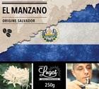 Café en grains : Salvador - El Manzano - 250g - Cafés Lugat