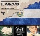 Café en grains : Salvador - El Manzano - 1Kg - Cafés Lugat