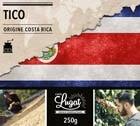 Café moulu : Costa Rica - Tico - 250g - Cafés Lugat