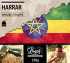 Café moulu : Ethiopie - Moka Harrar - 250g - Cafés Lugat