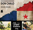 Café moulu : Panama - Don Chalo - 250g - Cafés Lugat