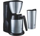 Cafeti�re filtre Melitta Single 5 inox isotherme avec mug + offre cadeaux