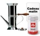 Cafeti�re napolitaine design�e par Riccardo Dalisi IllyPack - Alessi - 6 tasses