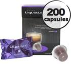 Aromatico x 200 Caff� Impresso compatible Nespresso