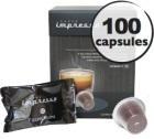 Forza Roma x 100 Caffè Impresso compatible Nespresso