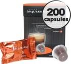 Intenso x200 Caffè Impresso compatible Nespresso