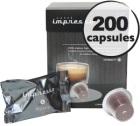 Milano x 200 Caffè Impresso compatible Nespresso