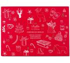 Calendrier de l'Avent chocolats - Edition 2016 - Dolfin