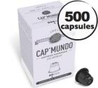 Capsules Umbila x500 CapMundo pour Nespresso