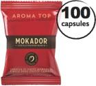 Capsules MyCaffe Aroma x100 (capsules FAP) - Mokador Castellari