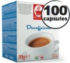 Capsule Lavazza a Modo Mio® compatible Decaffeinato x100