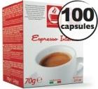 Capsule Lavazza a Modo Mio® compatible Intenso x100