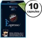 Capsule Biod�gradable/Compostable Espresso Deca Caff� Vergnano x10 pour Nespresso