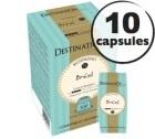 Capsules compatibles Nespresso Biospresso Brésil x10 Destination