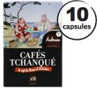 Capsules Andernos Cafés Tchanqué x10 pour Nespresso