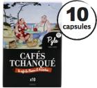 Capsules Pyla Cafés Tchanqué x10 pour Nespresso
