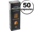 Capsules Pellini Armonioso x50 pour Nespresso