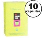 Capsules Classico x10 Goppion pour Nespresso