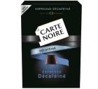 Capsules Carte Noire Espresso Décaféiné x10 pour Nespresso